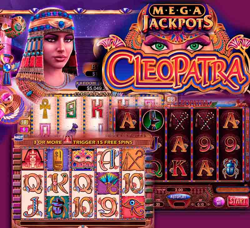 Juegos Gratis Tragamonedas Cleopatra